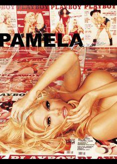 Голые сиськи Памелы Андерсон в журнале Playboy фото #2