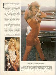 Эротичная Памела Андерсон в журнале Playboy фото #4