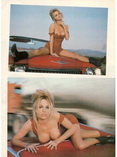 Эротичная Памела Андерсон в журнале Playboy фото #5