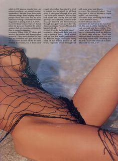 Голые прелести Памелы Андерсон в журнале Playboy фото #11