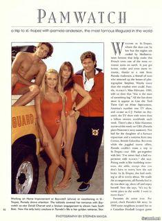 Обнаженка Памелы Андерсон в журнале Playboy фото #2