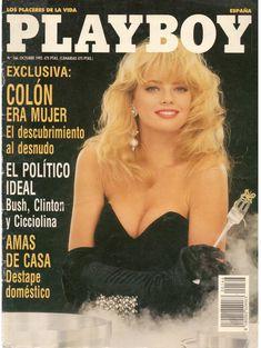 Молодая и голая Памела Андерсон в журнале Playboy фото #1