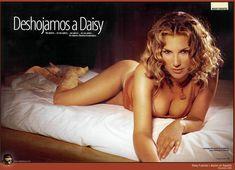 Эротичная Дэйзи Фуэнтес в журнале Maxim фото #2