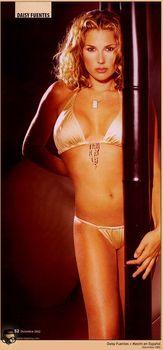 Эротичная Дэйзи Фуэнтес в журнале Maxim фото #4