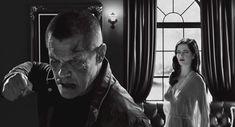 Голая Ева Грин в фильме «Город Грехов 2: Женщина, ради которой стоит убивать» фото #9