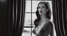 Голая Ева Грин в фильме «Город Грехов 2: Женщина, ради которой стоит убивать» фото #10