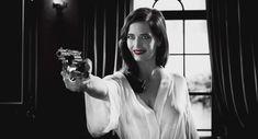 Голая Ева Грин в фильме «Город Грехов 2: Женщина, ради которой стоит убивать» фото #11