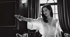Голая Ева Грин в фильме «Город Грехов 2: Женщина, ради которой стоит убивать» фото #12
