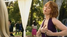 Голая грудь Алисии Уитт в сериале «Обитель лжи» фото #2