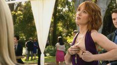 Голая грудь Алисии Уитт в сериале «Обитель лжи» фото #3