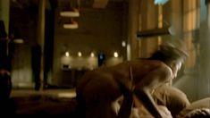 Голая Анна Силк в сериале «Зов крови» фото #8