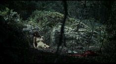 Голая Барбара Гоэнага в фильме «Преступления во времени» фото #5