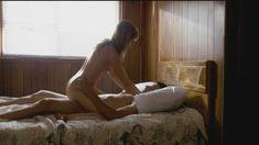 Голая Ванесса Брозе в сериале «Запретная наука» фото #16