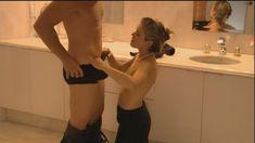 Голая Ванесса Брозе в сериале «Запретная наука» фото #25