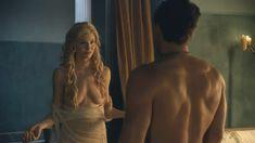 Голая Вива Бьянка в сериале «Спартак: Месть» фото #12