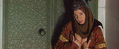 Голая Виктория Абриль в фильме «Византийская принцесса» фото #1