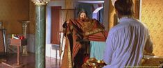 Голая Виктория Абриль в фильме «Византийская принцесса» фото #5