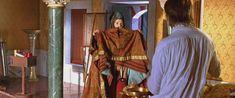 Голая Виктория Абриль в фильме «Византийская принцесса» фото #8