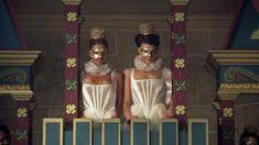 Габриель Анвар засветила грудь в сериале «Тюдоры» фото #3