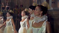 Габриель Анвар засветила грудь в сериале «Тюдоры» фото #6