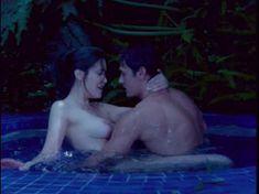 Голая Габриэлла Холл в порнофильме The Seductress фото #22