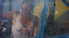 Дениз Кросби засветила грудь в фильме «Механические убийцы» фото #1