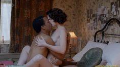 Голая Джанет Монтгомери в сериале «Танцы на грани» фото #5