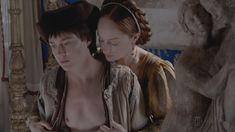 Голая грудь Джемаймы Уэст в сериале «Борджиа» фото #4