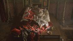 Голая грудь Джемаймы Уэст в сериале «Борджиа» фото #5