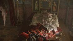 Голая грудь Джемаймы Уэст в сериале «Борджиа» фото #8