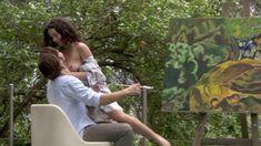 Голая Дженна Линд в сериале «Криминальная Австралия» фото #6