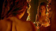 Голая Дженни Жак в сериале «Отчаянные романтики» фото #4