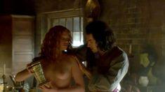 Голая Дженни Жак в сериале «Отчаянные романтики» фото #11