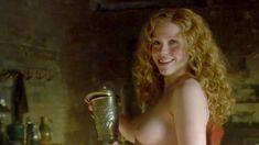 Голая Дженни Жак в сериале «Отчаянные романтики» фото #12