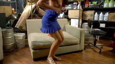 Голая Дженнифер Спаркс в сериале «Тайны и секреты личной жизни студентов» фото #20