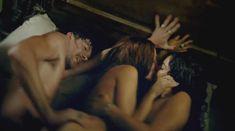 Голая Джессика Паркер Кеннеди в сериале «Черные паруса» фото #13