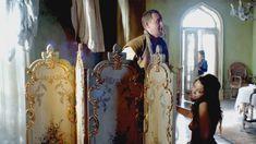 Голая Джессика Паркер Кеннеди в сериале «Черные паруса» фото #30