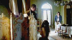 Голая Джессика Паркер Кеннеди в сериале «Черные паруса» фото #32