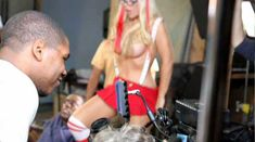 Голая Диана Терранова в фильме «Секс-пленка со знаменитостями» фото #11