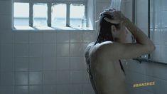 Голая Ивана Миличевич в сериале «Банши» фото #28