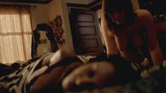 Голая Исидора Горештер в сериале «Бесстыдники» фото #5