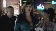 Голая Исидора Горештер в сериале «Бесстыдники» фото #13