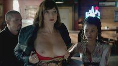 Голая Исидора Горештер в сериале «Бесстыдники» фото #14