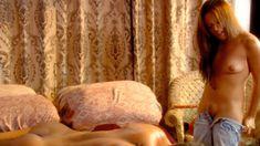 Совершенно голая Кайлани Лей в фильме The Erotic Traveler фото #11