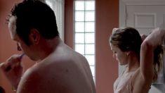 Голая Кери Рассел в сериале «Американцы» фото #22
