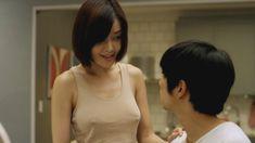 Полностью голая Ким Сон-ён в фильме «Урок любви» фото #12