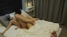 Полностью голая Ким Сон-ён в фильме «Урок любви» фото #30
