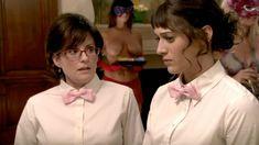 Голая Криста Келли в сериале «Мастера вечеринок» фото #12