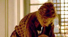 Голая Кристин Скотт Томас в фильме «Английский пациент» фото #7