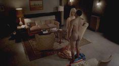 Голая Кэйтлин Фицджералд в сериале «Мастера секса» фото #12